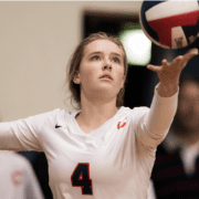 "Lindsey Berg's Volleyball Drills to Improve ""Touch"""