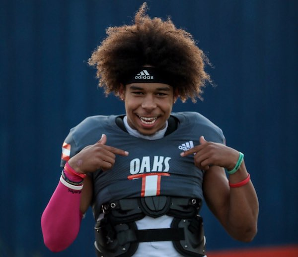 NorCal Football Predictions, Anthony Grigsby Jr., Cosumnes Oaks