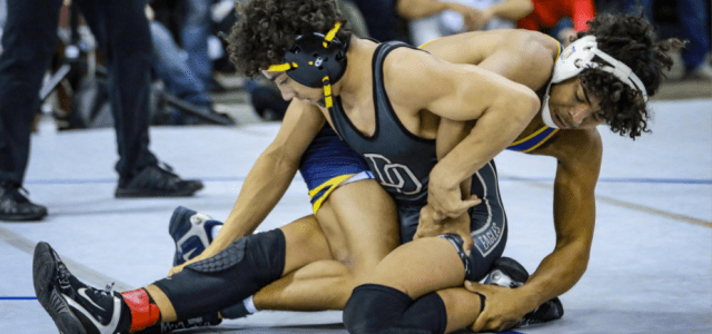 Damion Elliott | Del Oro Wrestler Has Singlet, Will Travel