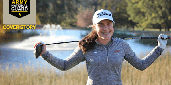 Maddie Gamble Is ALL IN | Carondelet Ace Doubles Down On Golf