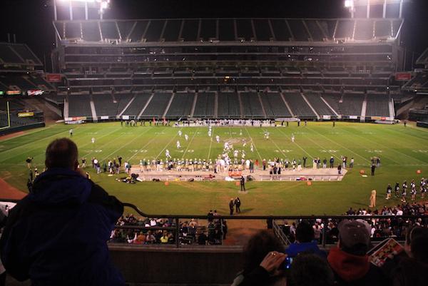 Oakland Coliseum, NCS Championship