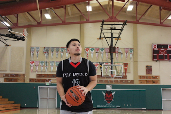 2020 Taught Me, Shawn Gutierrez, Mt. Diablo Basketball