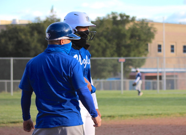 Jordan Woolery, Dan Cooney, Clayton Valley softball, Concord