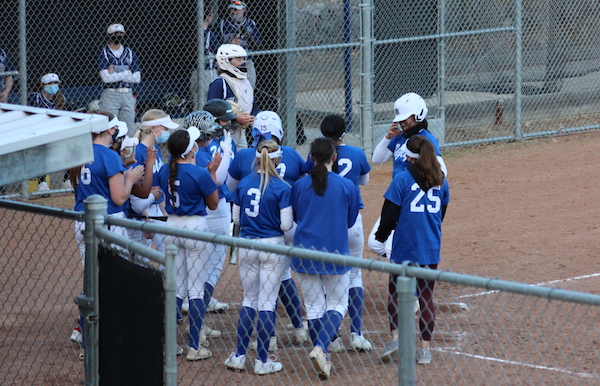 Clayton Valley softball, Concord